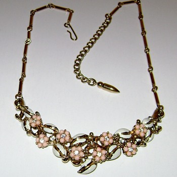 Coro Necklace - Costume Jewelry