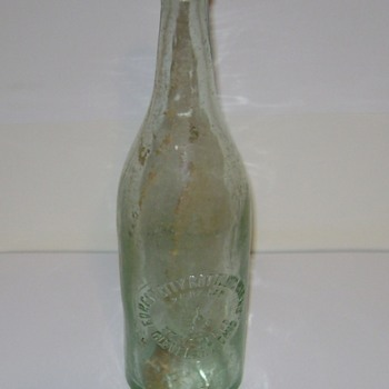 River Bottle - Forest City Bottling Works