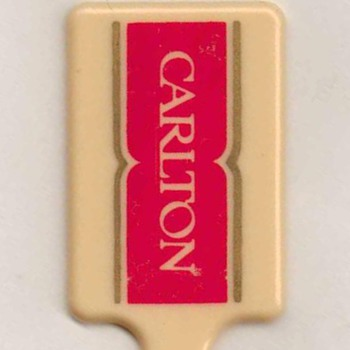 Carlton Hotels - Drink Stirrer