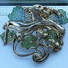 My introduction to Art Nouveau!