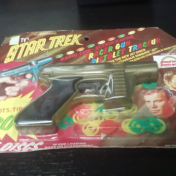 Star Trek Jet Disc - Toys