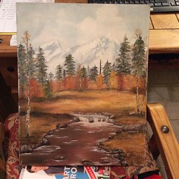 Painting  - Visual Art