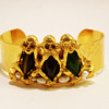 Vintage Swoboda No Evil Monkeys Cuff