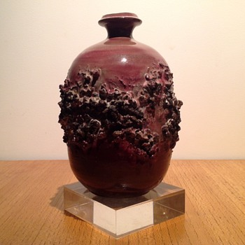 GLIT - ICELAND - LAVA CERAMICS - Art Pottery