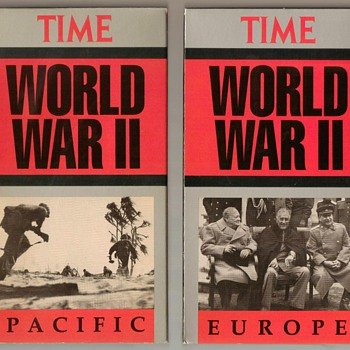 World War II - VHS Tapes