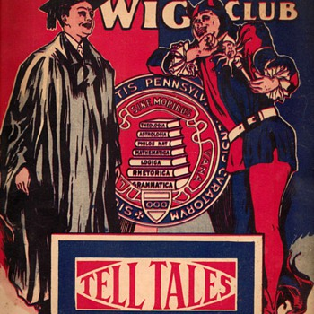 1922 - The Mask and Wig Club - Music