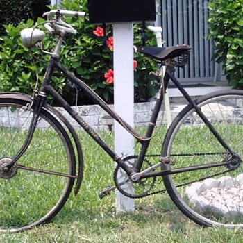 1930's Ladies's Humber Sport Vintage Bicycle - Outdoor Sports