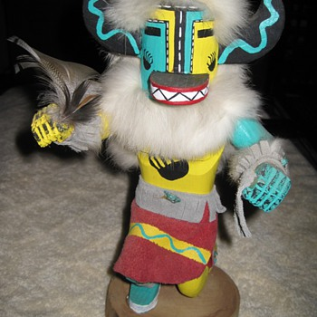 Lonora Jones Hototo - Buffalo kachina
