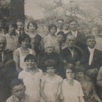  Burns Family - Photographs