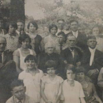 Burns Family - Photographs