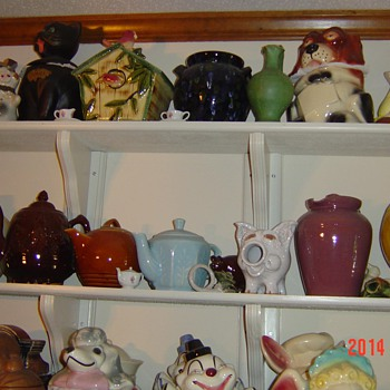 Cookie Jars Part 4 - Kitchen