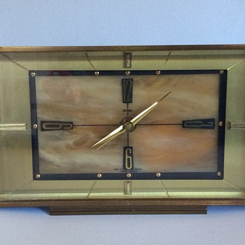 Vintage clock - Clocks