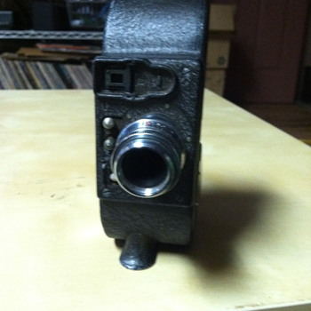 Bell & Howell Filmo Sportster Dual 8mm Camera 1930s - Cameras