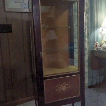 Curio Cabinet?