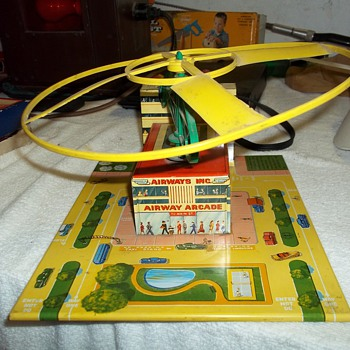 VINTAGE HELIPORT - Games