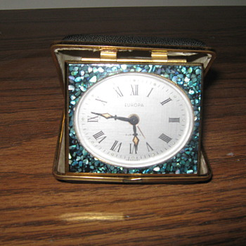 Unidentified Antique Watch - Clocks