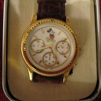 Mickey Chronograph - Wristwatches