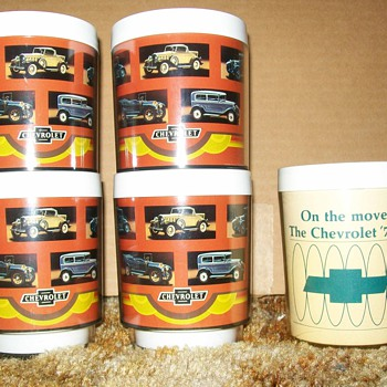 Chevrolet mugs