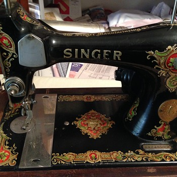 Singer 1924 128 - Sewing