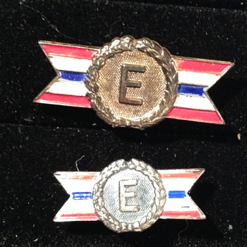 Home Support Pins - Military and Wartime