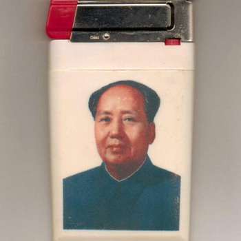 Mao Zedong Cigarette Lighter