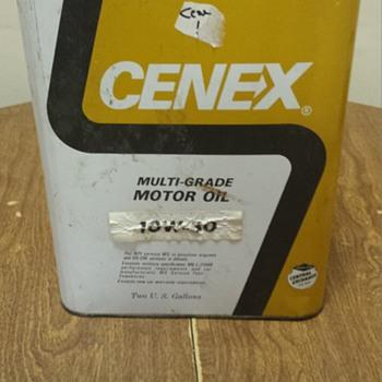 Cenex Can - Petroliana