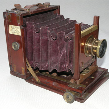 Furnivel, James A., English Field Camera, 1875. - Cameras