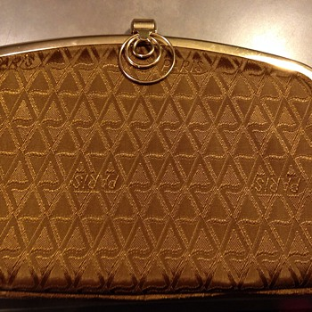 Paris clutch hand bag. Curious if it's special.