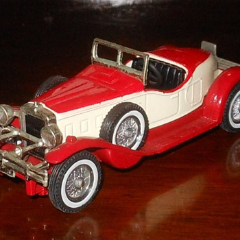 Matchbox Models of Yesteryear Stutz Bearcat - Model Cars