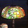 Vey rare signed Duffner & Kimberly lamp