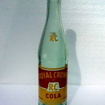 Royal Crown (RC) Bottle - Bottles