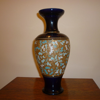 Royal Doulton Vase - Art Pottery