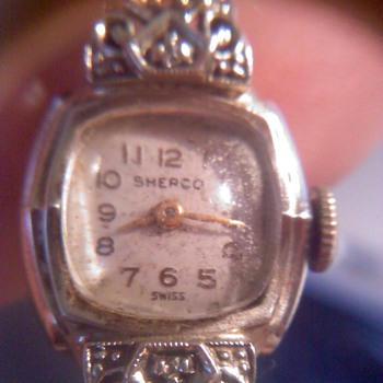 Sherco 14k Watch