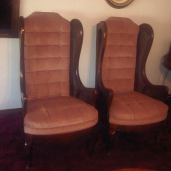 queen ann chairs
