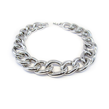Oscar Curb Chain Necklace