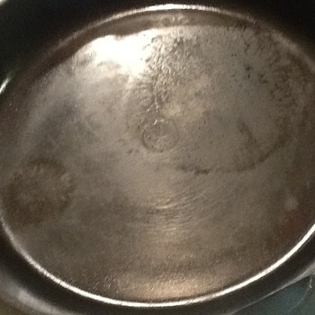 cast iron skillet - Kitchen