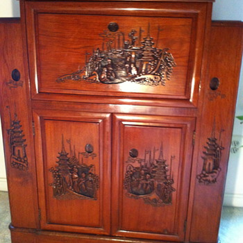 Chinese Liquor Cabinet? - Furniture