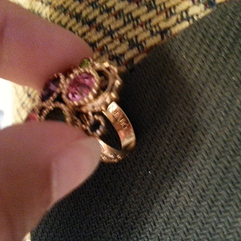 Found in Grandma's house - Costume Jewelry