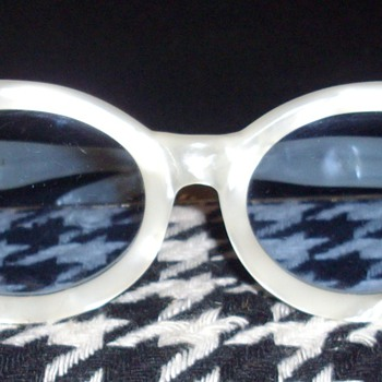 Vintage sunglasses.