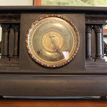 Favorite Mantle Clock--E. Ingraham Company