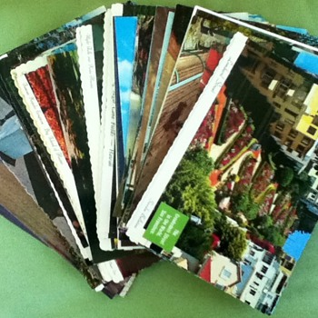 Vintage Postcard Lot - Postcards