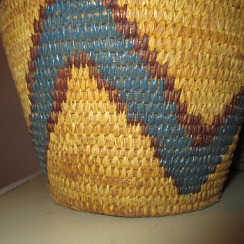 Mom's Baskets - Native American