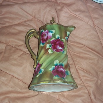 Most Unusual Pitcher  - Art Pottery
