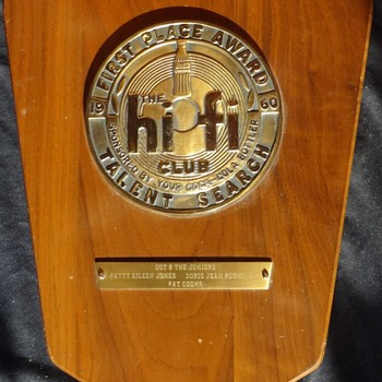 HI FI CLUB AWARD