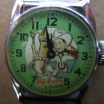 1951 Roy Rogers Wristwatch