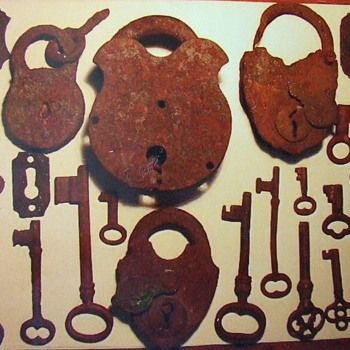 A Few More Metal Detector Finds Through The Years