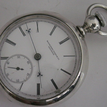 Rockford Model 1 - Pocket Watches