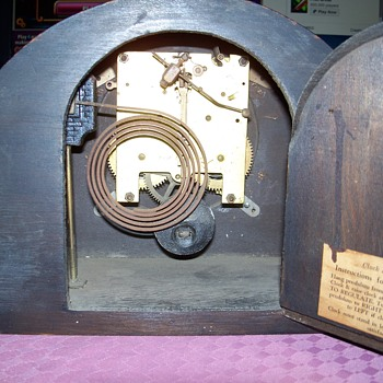 Enfield Mantle Clock