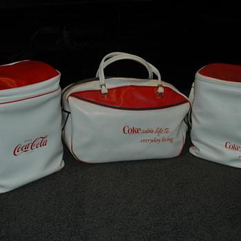 coca cola cooler bags