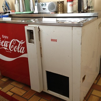 Coca Cola Cooler - Coca-Cola